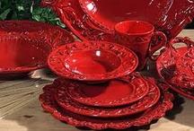 krása v červenej / nástenka krásnych vecí