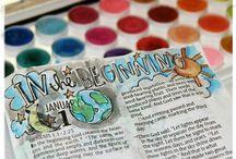 Illustrated Faith / by Kelly Elms