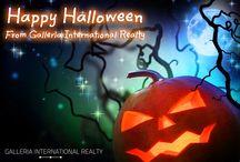 Halloween / Happy Halloween From the Galleria International Realty Staff