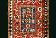Early Caucasian Rugs 1800-1860