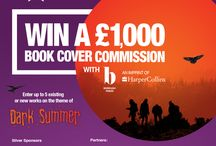 Dark Summer / 'Dark Summer' is the theme of the Bridgeman Studio Award 2017 competition.   Enter new or existing works now for your chance to win a £1,000 book cover commission prize! (www.bsa2017.com)