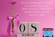 dia da mulher