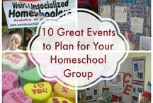 Homeschool Events