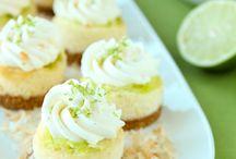 Mini Cheesecakes / Recipes