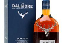 Dalmore single malt scotch whisky / Dalmore single malt scotch whisky