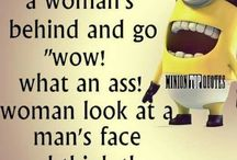 lustiger Minion