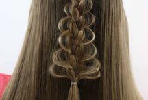 penteados de natal