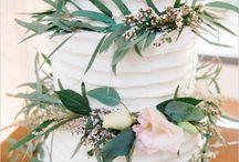 {Wedding Cake} / by I Heart My Groom