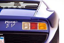 """Lamborghini Miura sv """"67"""