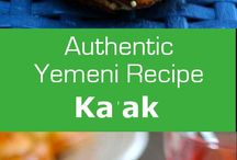 Middle Eastern foods