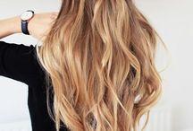 - Hairs -