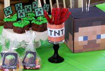 Minecraft Birthday Ideas