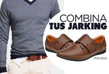 Combina tus Jarking / No se te ocurre que ponerte para lucir tus jarking? Nosotros te ayudamos ;)