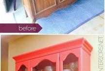 móveis restaurados