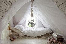Bedroom Inspiration / by Hannah Marie