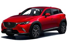 Mazda CX-3 / The Cross-Over That Reset The Bar