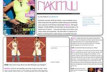 NAKIMULI/ In The News