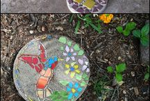 Mosaics / Inspiration and tips for making mosaics