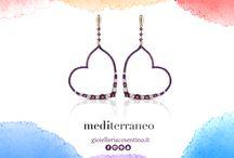 MEDITERRANEO / Mediterraneo Gioielli è un giovane brand specializzato nella produzione e distribuzione di gioielli in argento firmati Mediterraneo e Good Luck.