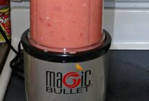 Magic Bullet Recipes