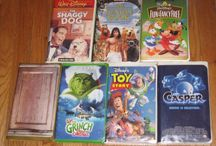Childrens movies / by Mary Hickey