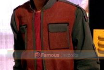 BTTF Back To The Future 2 Marty Mcfly 2015 Jacket Replica