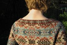 Fair Isle /colorwork knitting