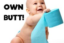 Potty Training & Toddler Bed Training