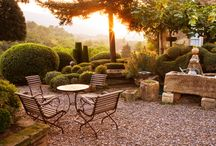 Outdoor areas to dream about