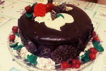 Házi készítésű tortáim