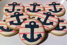 Nautical Birthday Party / Nautical Birthday Party