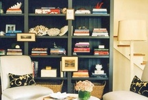 Cupboards/Bookcases / by Andrea Hartley Croce