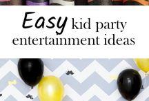 Toddlers Activities / Activities for little ones.