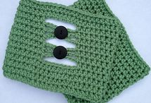 Crochet: Accessories / Wearable crochet accessories