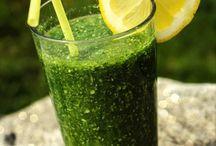 Recepty na zdravé nápoje