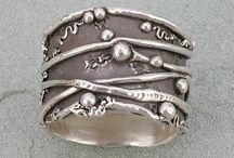 Silver clay jewelry
