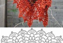 Crochet borders/edging