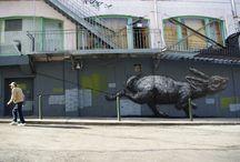 street art / by Cristine Cardenas