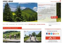 Hike + Bike Bergsport Magazin
