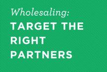 Wholesale Strategies