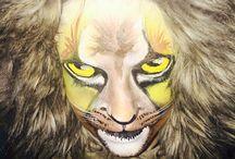 Marcela Gillichová / Malování na obličej