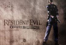 Resident Evil : Wallpaper