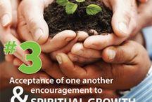 3rd Principle - Acceptance & Encouragement