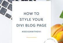 I Love Divi | Web Design with Divi