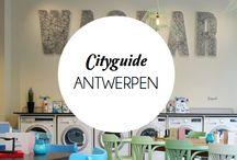 Cityguide - Antwerpen