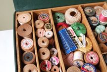 Collections of Sewing Stuff I love