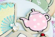 Tea party / by Sydney Graham