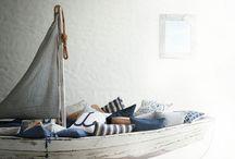MORSKI DOM/ OCEAN HOUSE / SEASIDE INSPIRATION