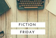 Fiction Friday / Every Friday I offer writing prompts for aspiring writers and those who just want to explore their imaginations.