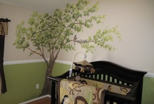 New baby's room / by Chelsi Retikis-Moneto